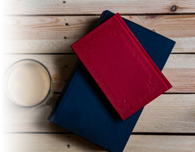 Picture of notebooks